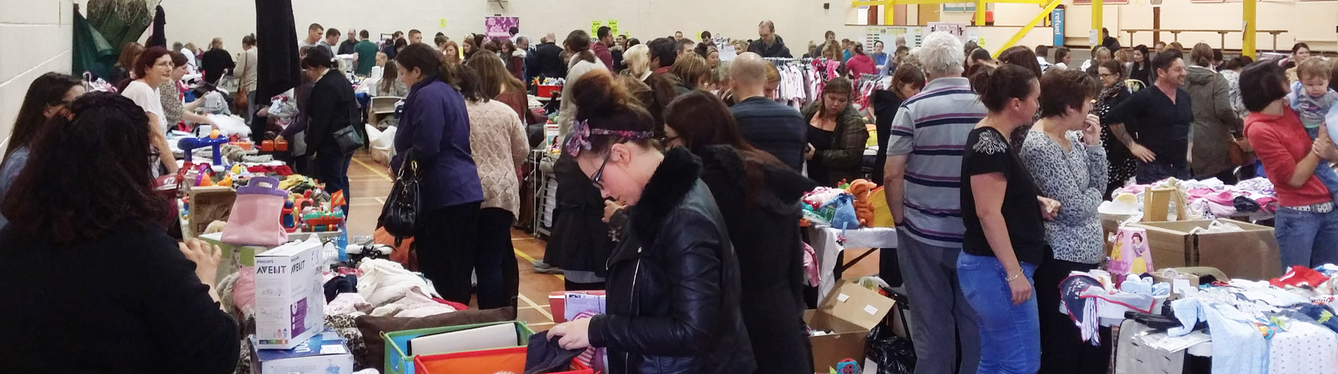 Toddler and Baby Sales in Yorkshire by Table Tots